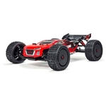 ARRMA RC CAR ... TALION 6S BLX TRUGGY 1/8 RED/BLACK 1/8 2018