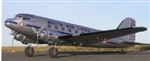 DARE DESIGN 563EL... DC-3 / C-47 uses 450 class outrunner motors
