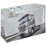 ITALERI 3905S... MERCEDES BENZ ACTROS MP4 1/24
