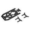 LOSI B0902... UPPER CHASSIS PLATE SET GRAPHI