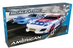 SCALEXTRIC C1361T... AMERICAN GT SET