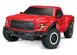 TRAXXAS D... FORD RAPTOR RED 2017 RTR