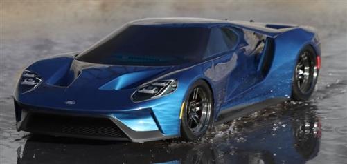 Ford Gt Awd Supercar Rtr Blue
