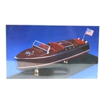 DUMAS 1701... 1/24 1929 CHRIS-CRAFT RUNABOUT
