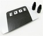 EDGE ROTOR BLADES LE833... TAIL PADDLES 83mm 4mm HOLE CF