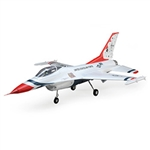 E-FLITE ... F-16 THUNDERBIRDS 70mm EDF PNP