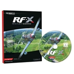 GREAT PLANES MODELS Z4548... RF-X  SOFTWARE ONLY