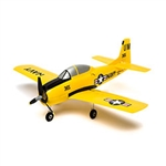 HOBBY ZONE ... T-28 TROJAN S RTF WITH SAFE